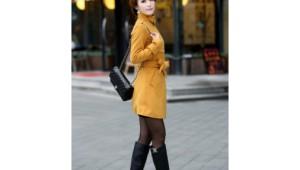 Płaszcze w stylu Japan Style