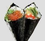 Kalifornijskie temaki sushi