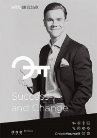 """Success and change"" Mateusz Grzesiak"