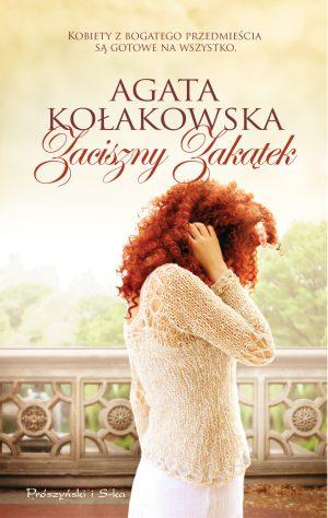 """""""Staram się być sobą"""" - mówi Agata Kołakowska"""
