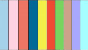 kolory na wiosnę 2016