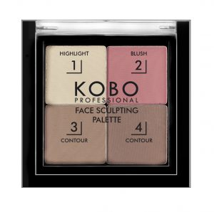 Kobo Professional Face Sculpting Palette