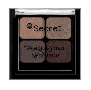 My Secret Design Your Eyebrow Palette