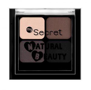 My Secret Natural Beauty Dark Side Palette