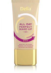 Delia Cosmetics All Day Perfect