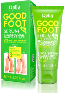 Delia Cosmetics Good Foot