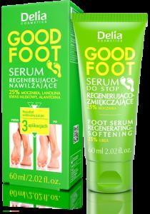 Delia Cosmetics Good Foot
