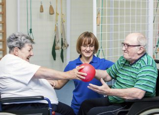 dom opieki dla seniora