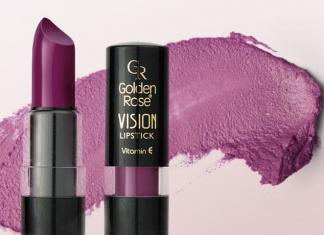 pomadki Golden Rose Vision Lipstick
