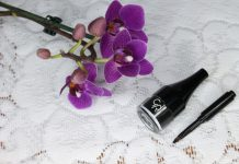 Golden Rose czarny eyeliner