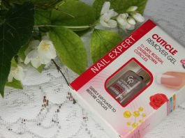 Golden Rose Cuticle Remover Gel