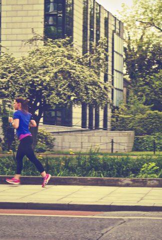 jak biegać