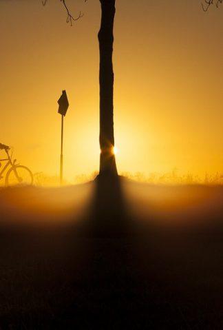 jesienne wycieczki rowerowe