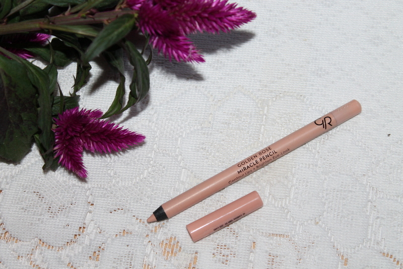 Golden Rose Miracle Pencil