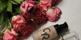 Golden Rose podkład długotrwale matujący