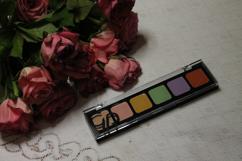 Correct&Conceal Camouflage Cream Palette