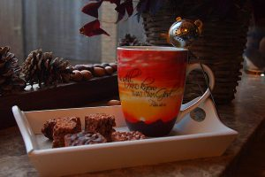 herbata z piernikową nutą