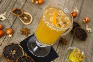 pomarańczowa herbata