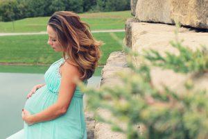 miesiączka w ciąży