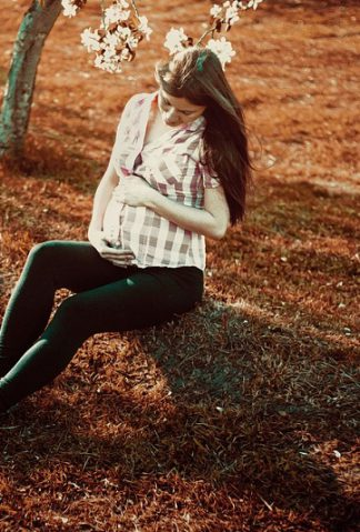 okres w ciąży