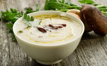 zupa borowikowa krem