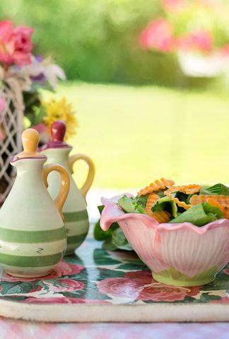 sałatki na Wielkanoc