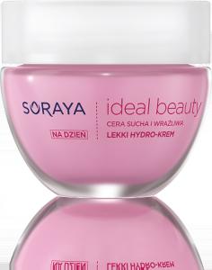 soraya ideal beauty hydro krem do cery suchej i wrażliwej