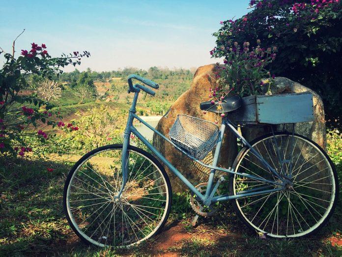 wsiądź na rower