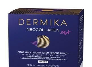 dermika neocollagen krem regenerujący na noc