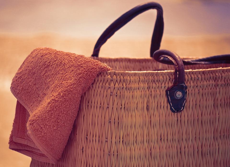 torby na plażę