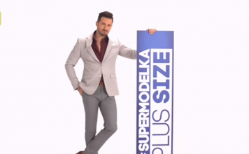 Supermodelka Plus Size