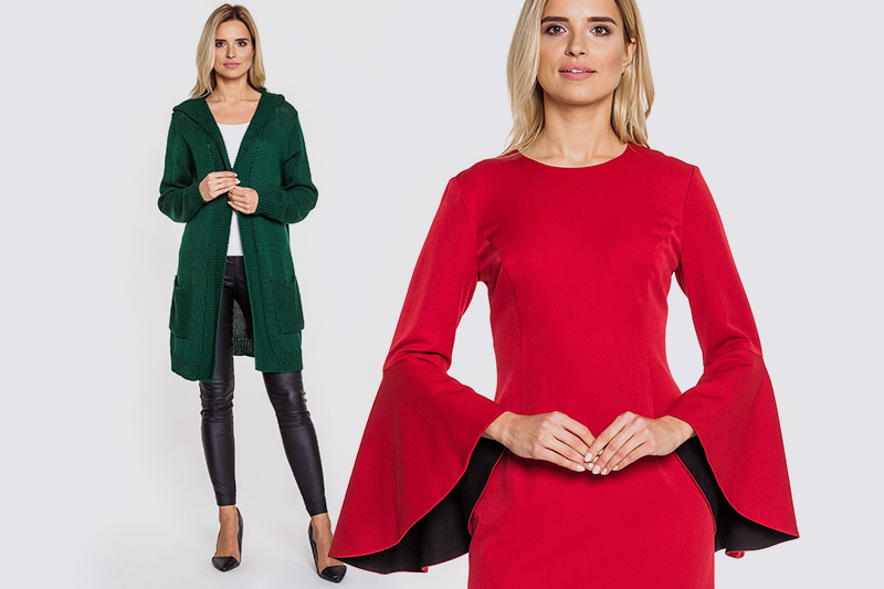 moda dla kobiety dojrzałej