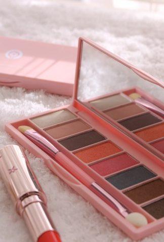 promocja na kosmetyki kolorowe