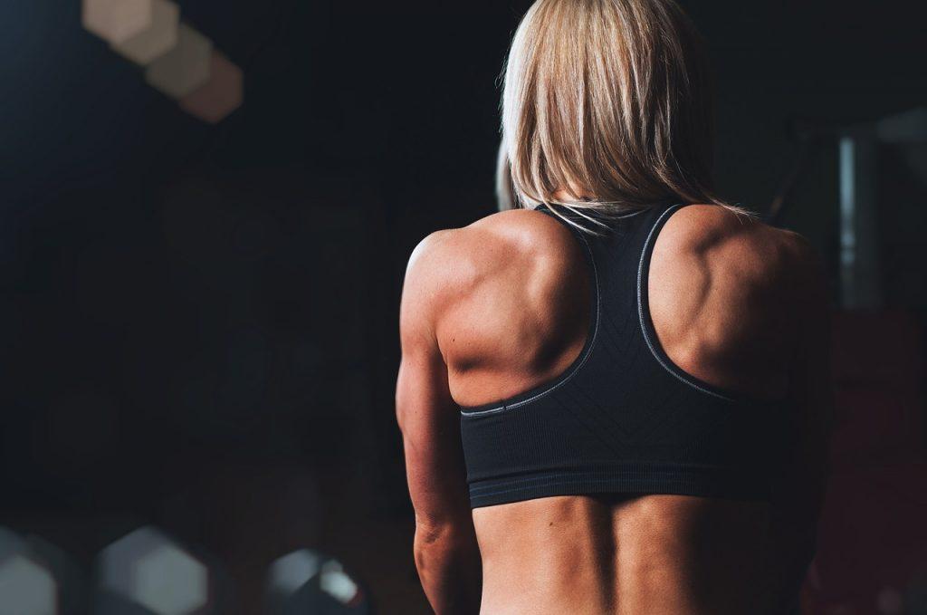trening na siłowni