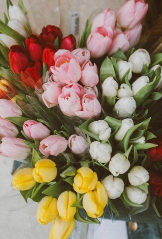kwiaty od faceta
