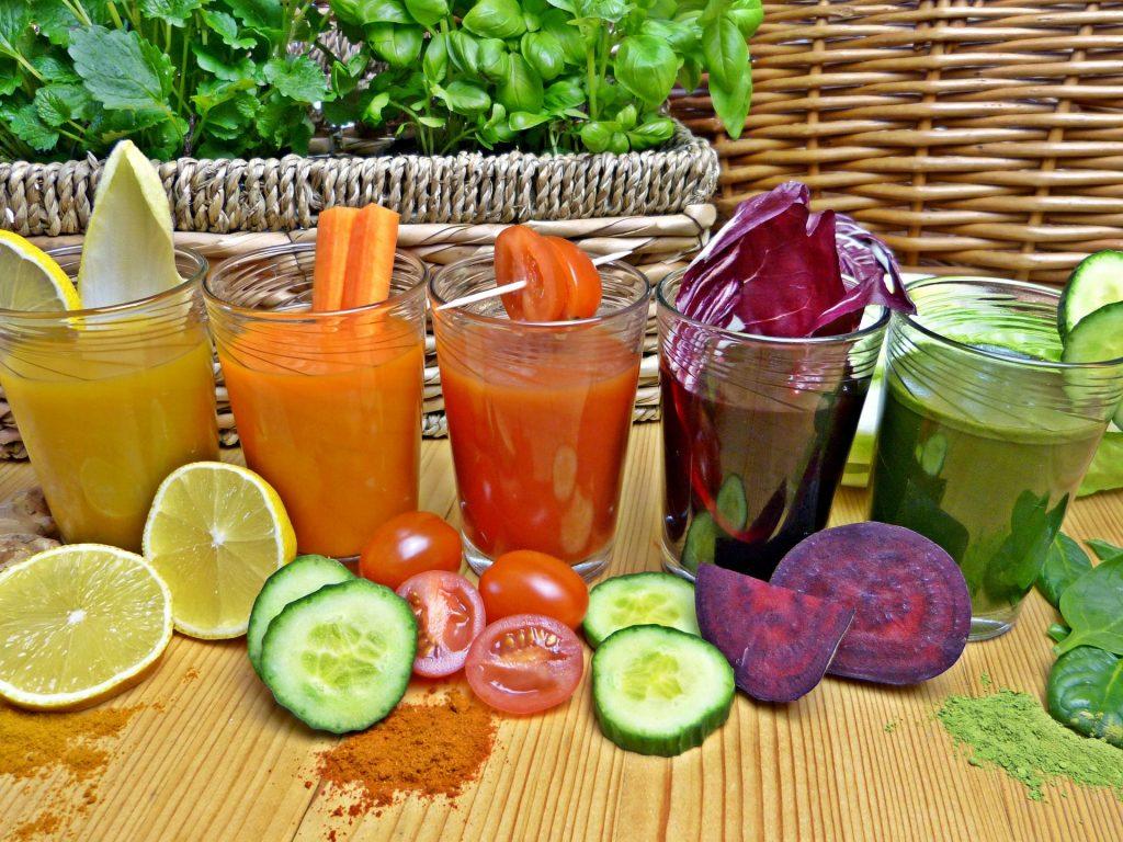 warzywne smoothie na detoks