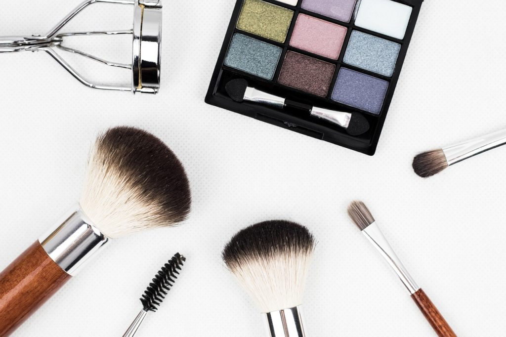 kosmetyki produkowane w Chinach