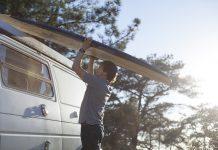 Jak podróżować kamperem z dziećmi