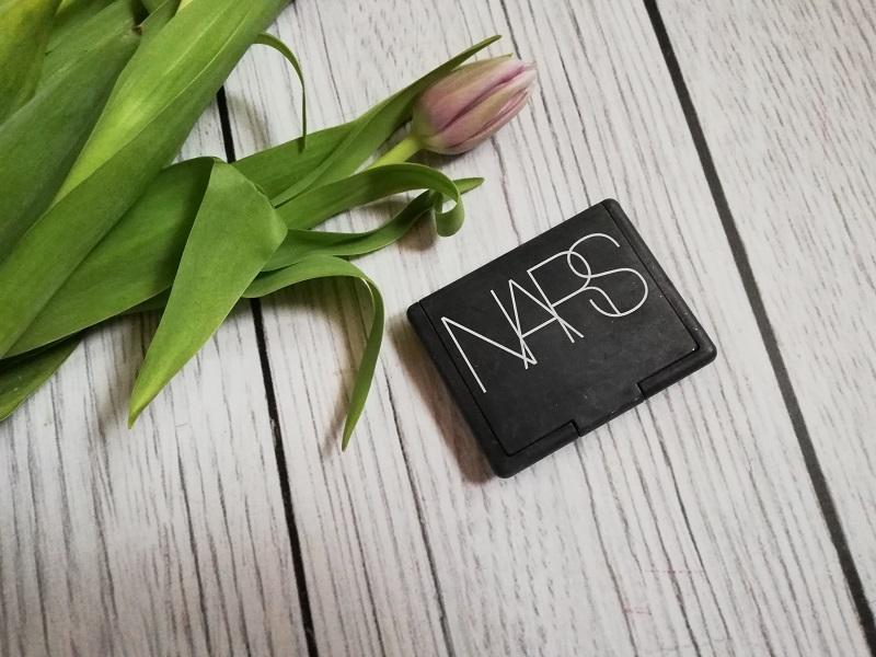 NARS Deep Throat róż do twarzy