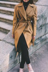 ciepłe płaszcze damskie