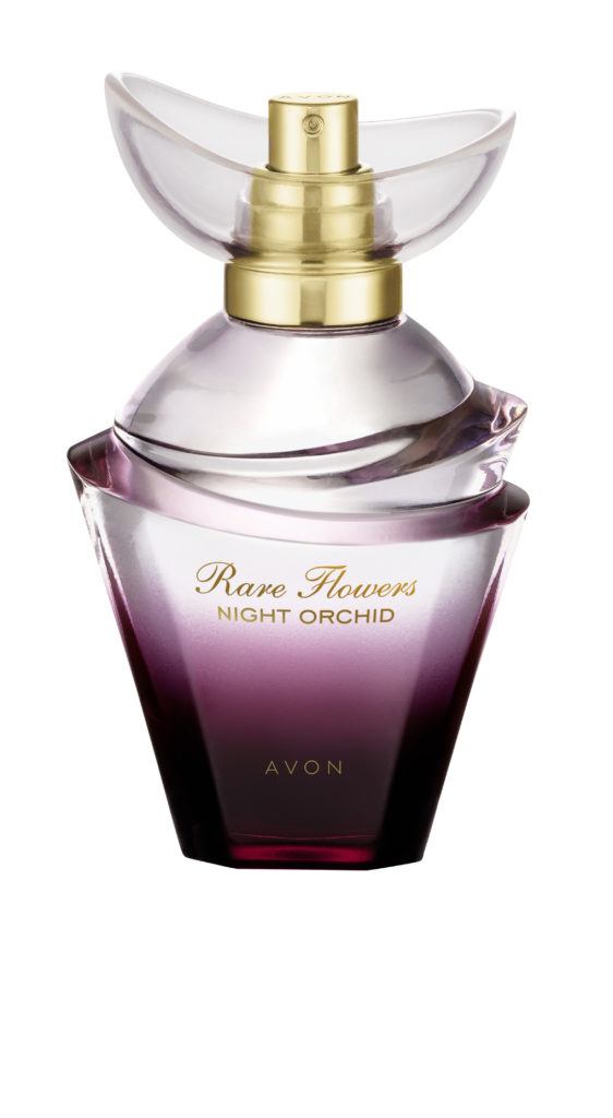 Woda perfumowana AVON Rare Flowers Night Orchid