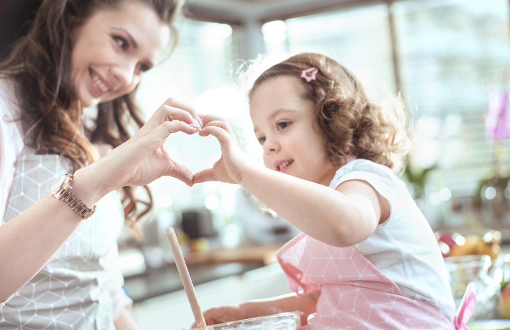 Dziecko a rozwój osobisty i dojrzałość mamy