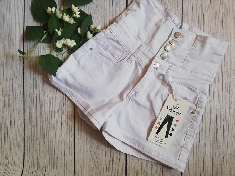 Jak wybrać dobre, białe spodnie