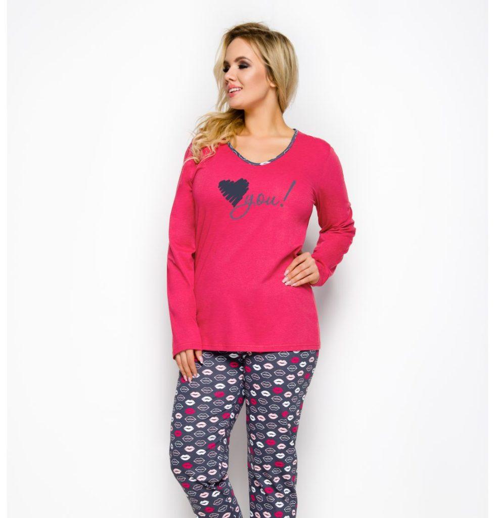 Ładne piżamy xxl