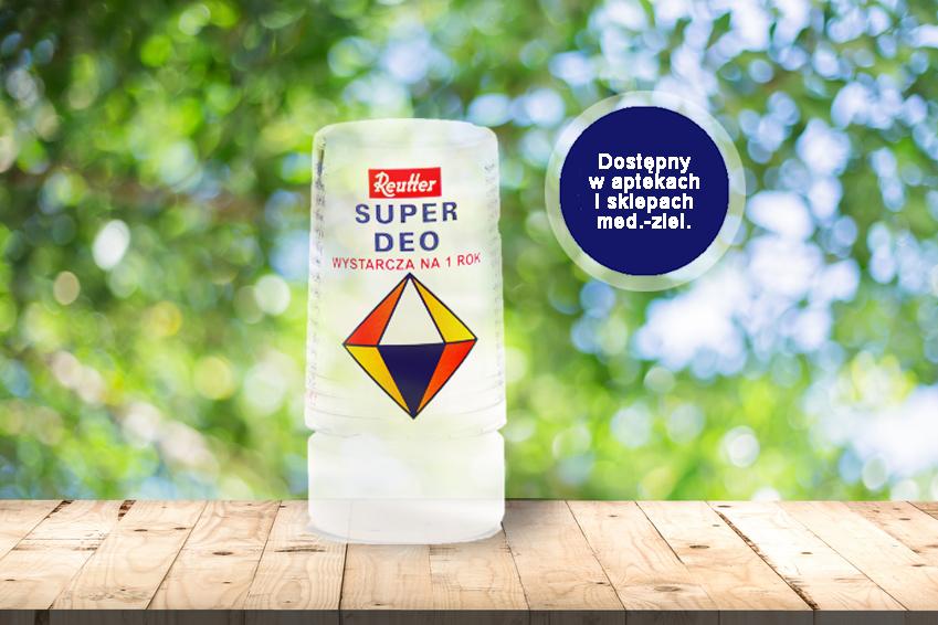 Super Deo firmy Reutter