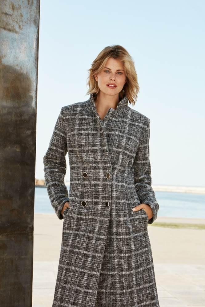 Quiosque płaszcz na zimę