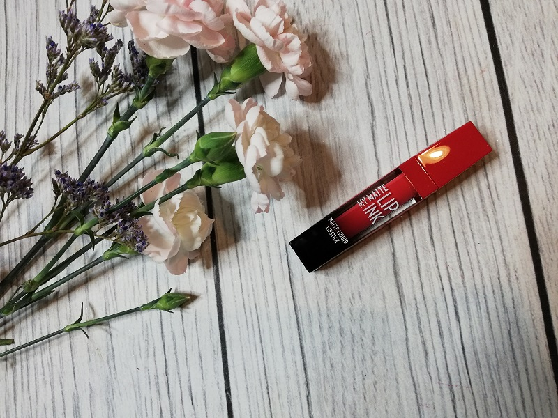 Golden Rose My Matte Lip Ink Matte Liquid Lipstick nr 08