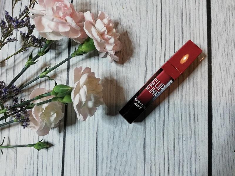 Golden Rose My Matte Lip Ink Matte Liquid Lipstick nr 09