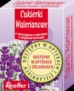 Cukierki Walerianowe