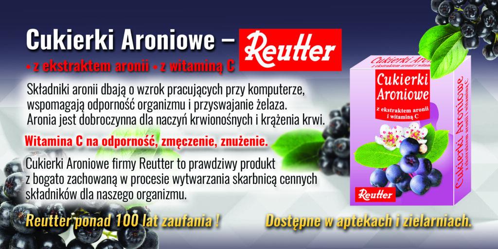 Cukierki Aroniowe